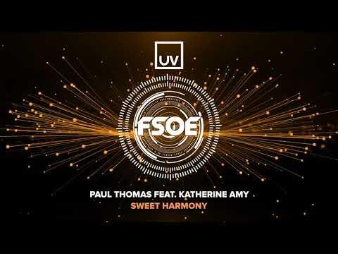 Paul Thomas feat. Katherine Amy - Sweet Harmony