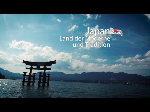 Japan - Land der Moderne und Tradition Japan Doku / Dokumentation / Reportage