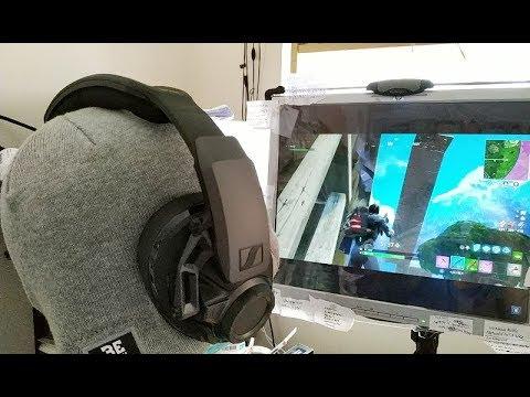 Sennheiser GSP 670 Headset *Sound Test* - Full Unboxing