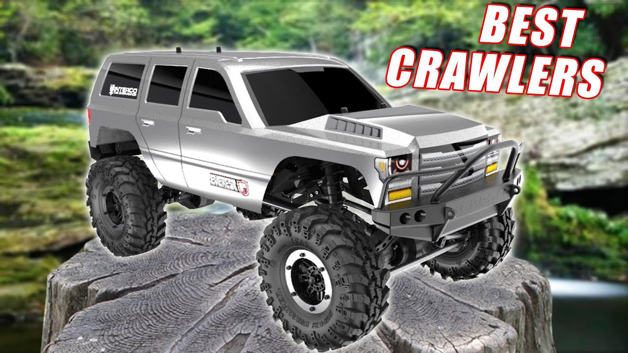 Top 3 Best Rc Rock Crawler Trucks Of The Year Thercsaylors Youtube