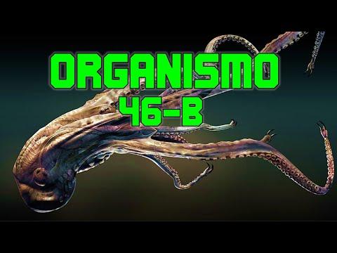 ORGANISMO 46-B: Monstruo Antartico Criptozoologia Halloween