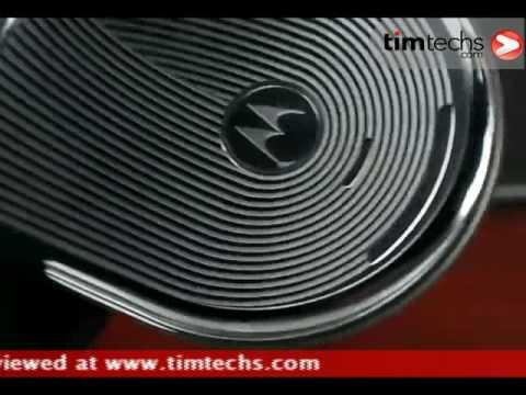 Motorola Aura Video Review | TimTechs.COM