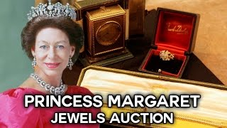Princess Margaret Countess of Snowdon - Royal Jewels Auction
