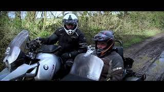 BIKE REVIEW: BMW 1150GS Sidecar outfit