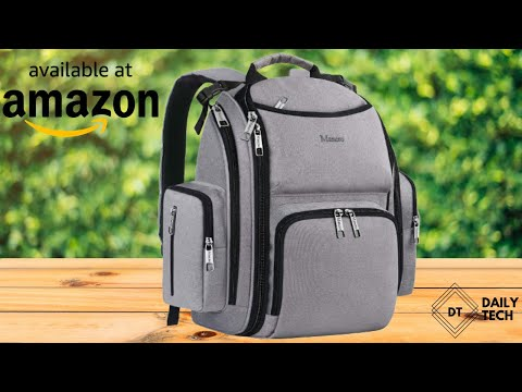 MANCRO Diaper Bag Backpack Review Amazon Best Seller