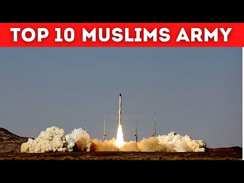 10 Most Powerful Muslim Military In The World 2018