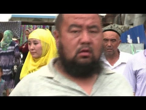 After 35 die, China Uighur downplays Xinjiang attack