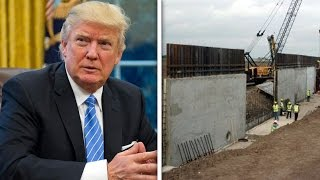 Trump Reveals Plan To Pay For Wall Trump has revealed his plan to build the wall, and it's not good. C