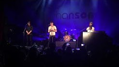Hanson - With You In Your Dreams (live in Paris)