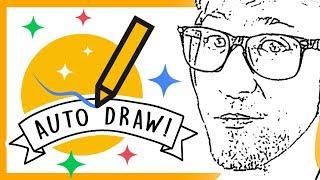 WORLD'S SMARTEST PROGRAM draws what I'm thinking!
