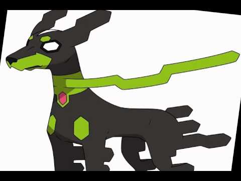 10% form Zygarde - YouTube