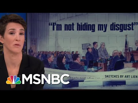 Judge Shocks Court With Harsh Rebuke Of Michael Flynn; Sentencing Delayed | Rachel Maddow | MSNBC