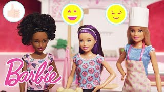 Best of Barbie: Cook Things Up with Barbie Doll | Barbie