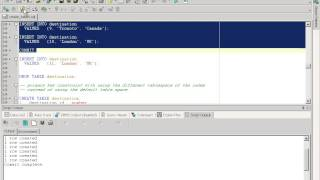 CREATE TABLE WITH CONSTRAINTS - ORACLE - SQL