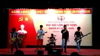 Church St. - Hoa Ban Trắng cover (Bức Tường)