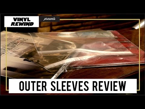 I love these outer sleeves - product review | Vinyl Rewind