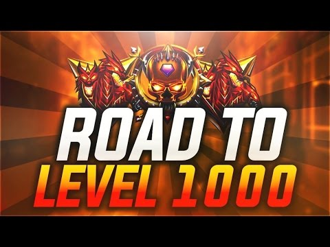 ROAD TO LEVEL 1000 | 3.60 K/D | 100,000 KILLS | LEVEL 600! (BLACK OPS 3)