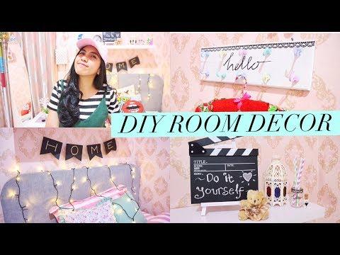 DIY ROOM DECOR INDONESIA #5 - 9 DIY Room Decorating Ideas