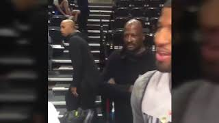 PAUL GEORGE AND RUSSELL WESTBROOK FUNNY INTERVIEW!!