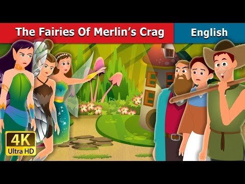 The Fairies Of Merlin's Crag Story | Stories For Teenagers | English Fairy Tales