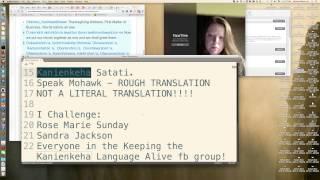 Speak Endangered Language Challenge Sept. 2014