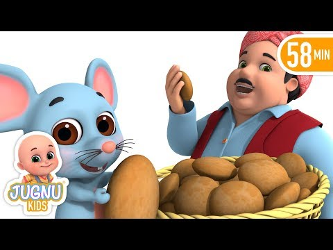 Gol Matol Lalaji Rhyme - Hindi Rhymes Collection Videos By Jugnu Kids