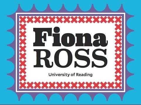 Typographics 2016: Take One Typeface, Fiona Ross