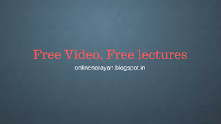 Free etoos lecture