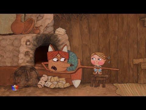 Жихарка | русский мультфильм | Zhikharka | дети видео | история | дошкольники | моральные истории