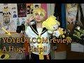 YOYBUY.com Review!! (Taobao Agent) + Len Kagamine!