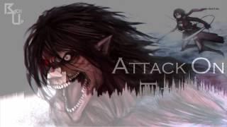 Guren No Yumiya Instrumental |  Attack On Titan OP [ Dj-Jo Remix ]