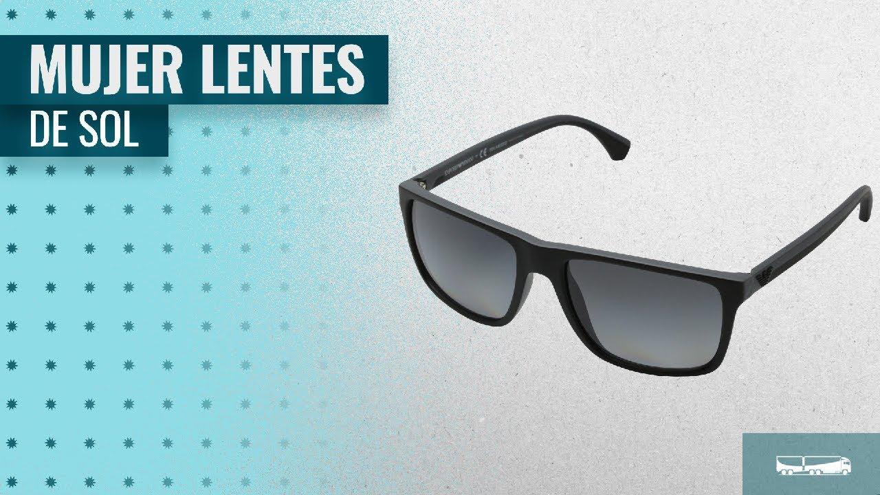 c2a58e6e1ff4 10 Mejores Emporio Armani Mujer Lentes De Sol 2018  Emporio Armani EA 4033  Men s Sunglasses