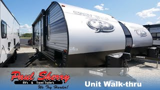 Best-Selling Half-Ton Towable! - 2020 Forest River Grey Wolf 26RR