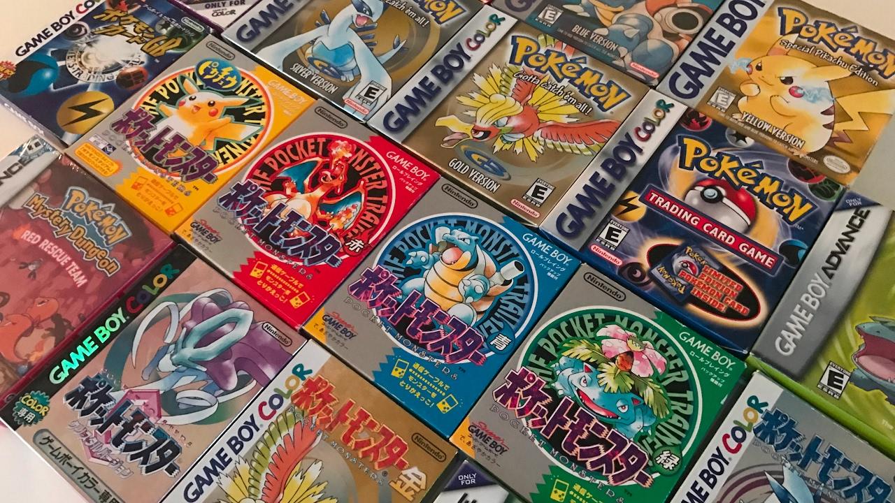 Pokemon Games Online - Play Emulator