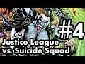Justice League vs. Suicide Squad #4 – Maxwell Lord attacks!