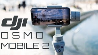 DJI Osmo Mobile 2- Unboxing