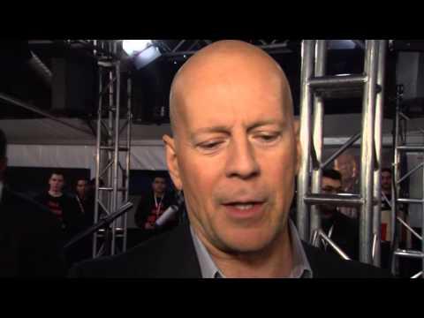 Bruce Willis - John McClane - HD Interview PART 1