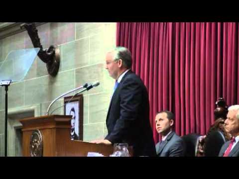 Missouri Gov. Jay Nixon, State of the State Address