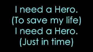 Hero - Skillet Lyrics!!