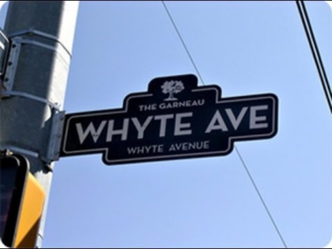 WHYTE AVE Tour