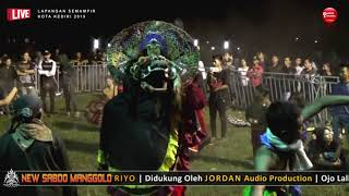 Lagu Jaranan Hits 2019 PAMER BOJO & KEMARIN Cover New SABDO MANGGOLO Live SEMAMPIR 2019