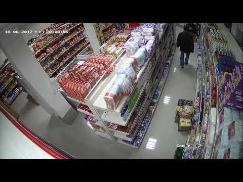 stealing on A Fresh Market in Kumanovo
