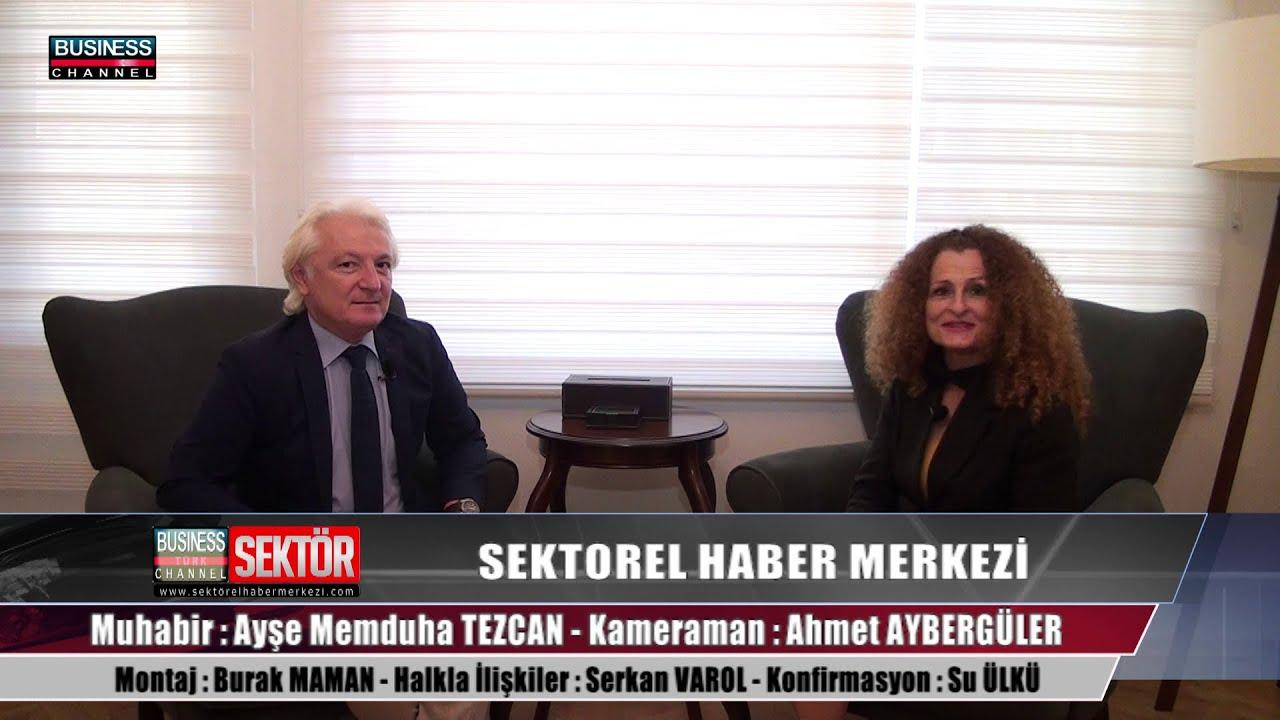 Sektörel Haber Merkezi Röportajı - Business Channel