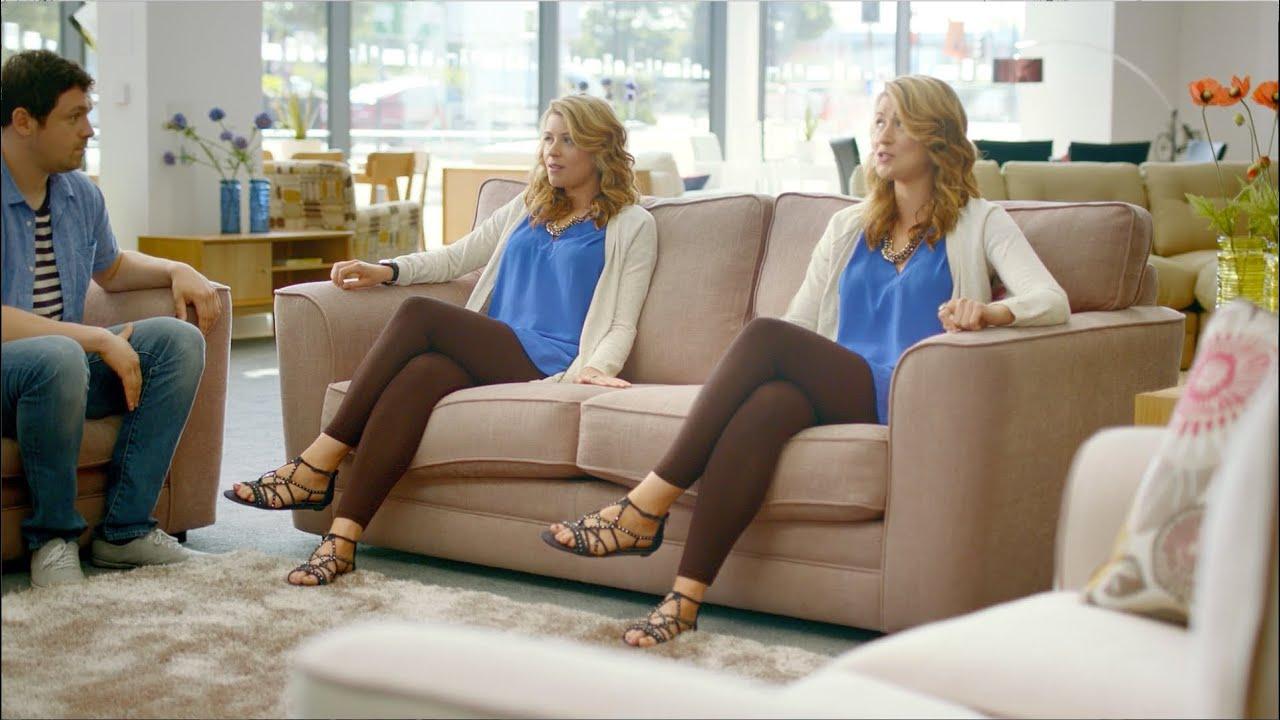 Harveys Furniture TV Campaign Browsing