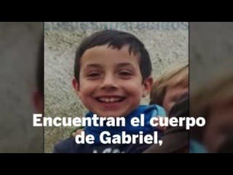 Encuentran el cuerpo de Gabriel, el niño desaparecido   España