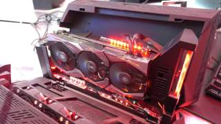Asuss New Graphics Amp Hands-On