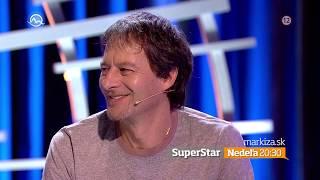 SuperStar - v nedeľu 16. 2. 2020 o 20:30 na TV Markíza (1. upútavka)