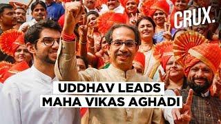 Uddhav Thackeray Wins The Floor Test As BJP Walks Out