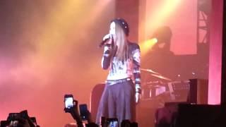 周柏豪 PAKHO IMPERFECT LIVE 2012 - 吳雨霏(嘉賓)@人非草木 [29-12-2012]