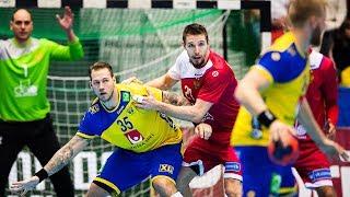 Гандбол Швеция - Россия (06-01-2019)